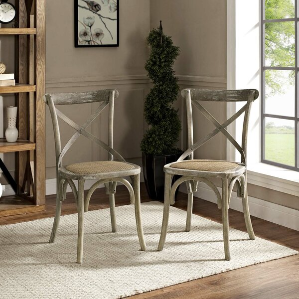 Gage Dining Chair (Set of 2) by Laurel Foundry Modern Farmhouse