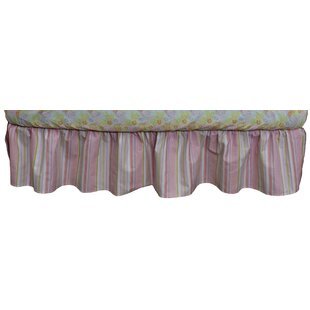 Great choice Mix and Match Stripe Crib Dust Ruffle By Nurture Imagination