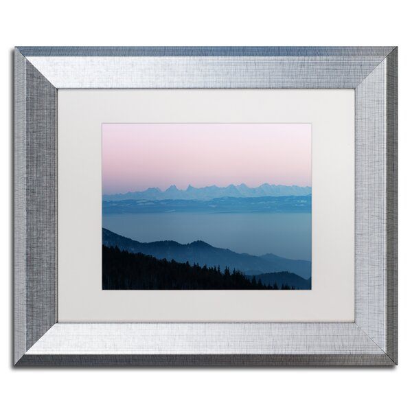Smoothy Time by Philippe Sainte-Laudy Framed Photographic Print by Trademark Fine Art