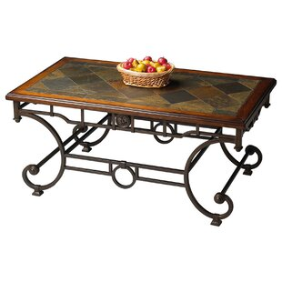 Great Price Chronister Coffee Table By Fleur De Lis Living