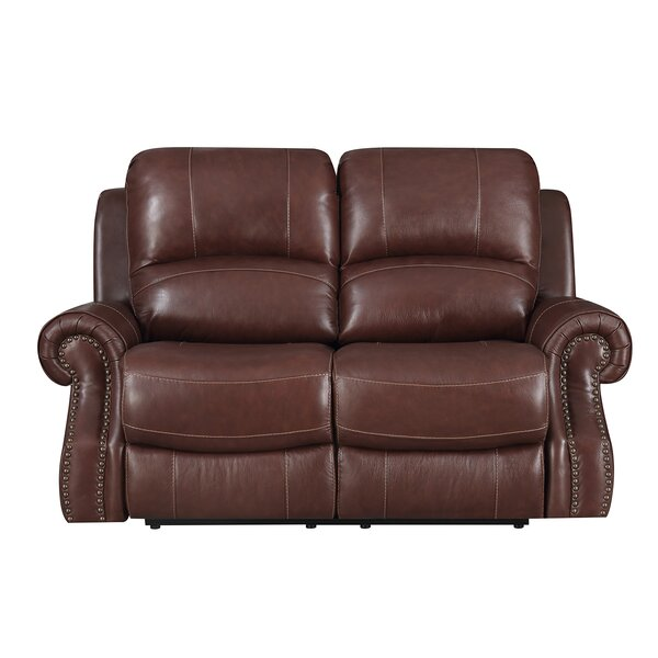 Montalto Reclining Loveseat by Red Barrel Studio