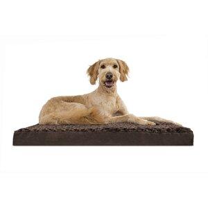 Billy Ultra Plush Deluxe Memory Foam Dog Mat