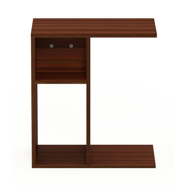 Adamite End Table by Ebern Designs