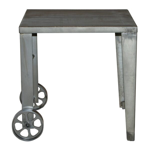 Tyra End Table by Williston Forge Williston Forge