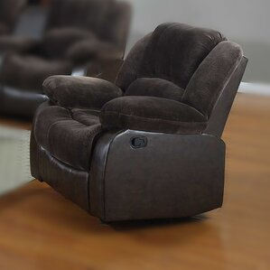Aiden Manual Wall Hugger Recliner by Nathaniel Home