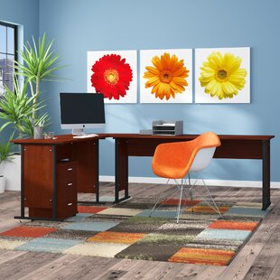 Cresson L-Shape Executive Desk