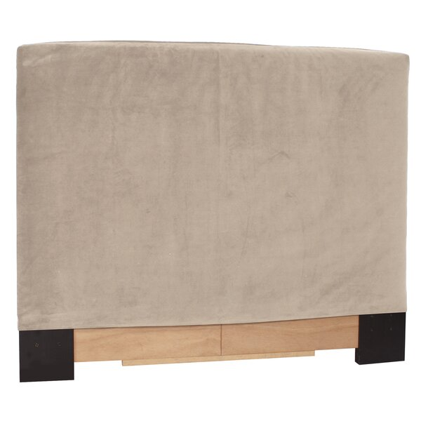Straley Upholstered Panel Headboard by Latitude Run