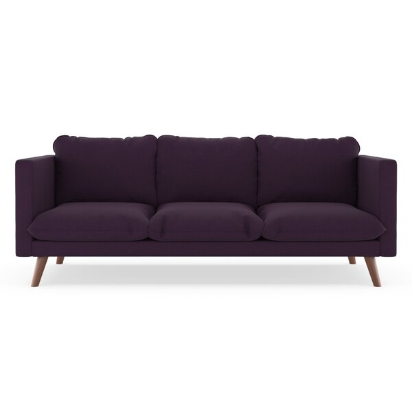 Cramer Cross Weave Sofa by Corrigan Studio