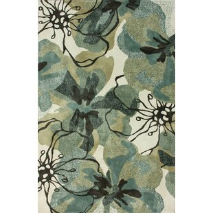 Shop For Pop Forest Green/Black Area Rug By nuLOOM