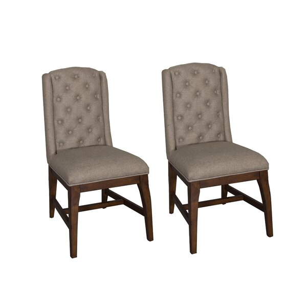Gaener Side Chair (Set of 2) by Trent Austin Design