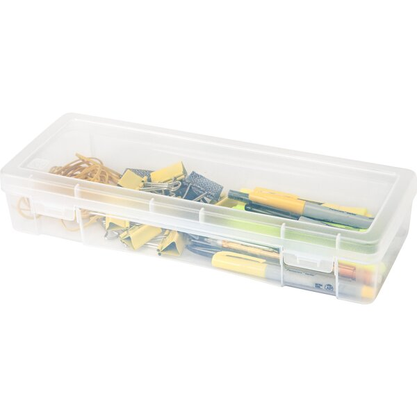 Modular Pencil Case (Set of 10) by IRIS USA, Inc.