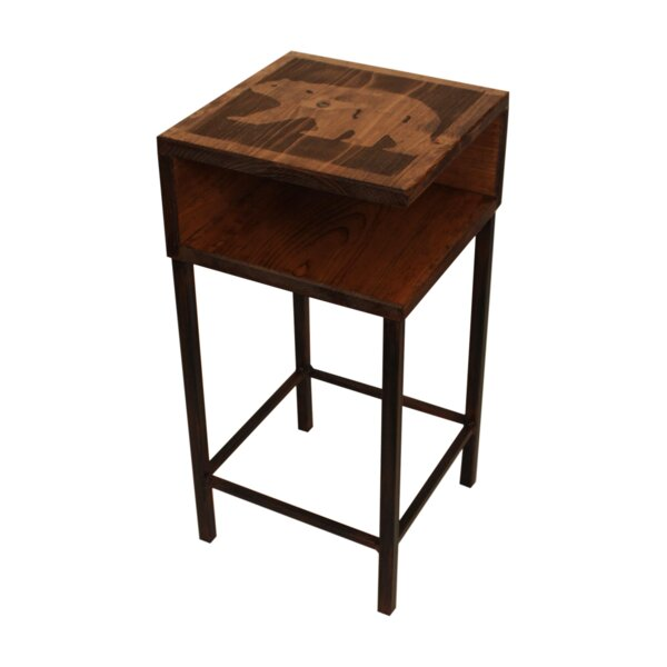 Thurso End Table By Millwood Pines