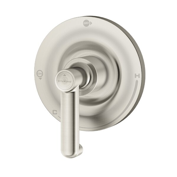 Museo Thermostatic Shower Valve with Lever Handle by Symmons