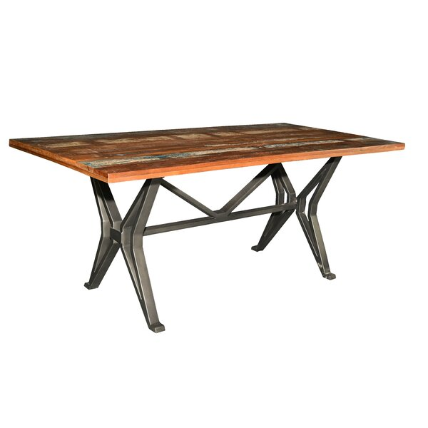 Pascoe Old Top Cross Dining Table by Gracie Oaks Gracie Oaks