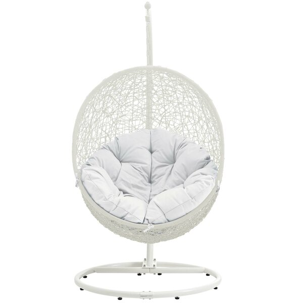 Valletta Swing Chair With Stand By Mercury Row by Mercury Row Discount