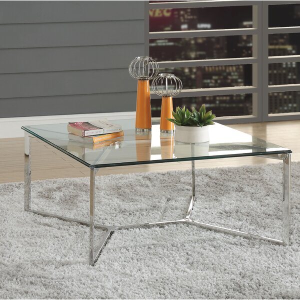 Wimbley Solid Coffee Table By Latitude Run