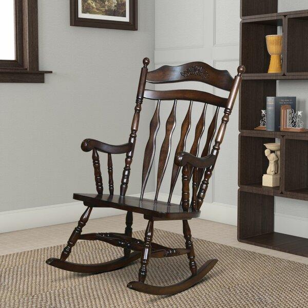 Frasure Rocking Chair By Charlton Home