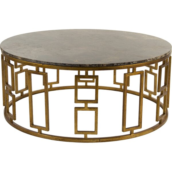 Adelise Coffee Table by Zentique