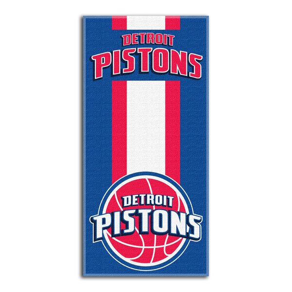 NBA Zone Read Beach Towel by Northwest Co.