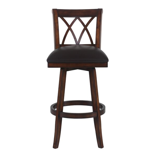 Westville 30 Swivel Bar Stool by Red Barrel Studio