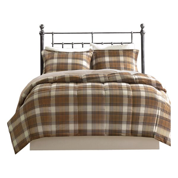 Lumberjack Down Alternative Reversible Comforter Mini Set by Woolrich
