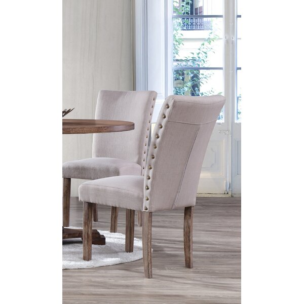 Metropole Dining Chair (Set of 2) by Gracie Oaks