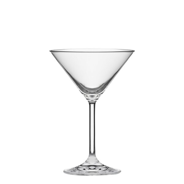 6 oz. Glass Cocktail Glasses (Set of 6) by RONA