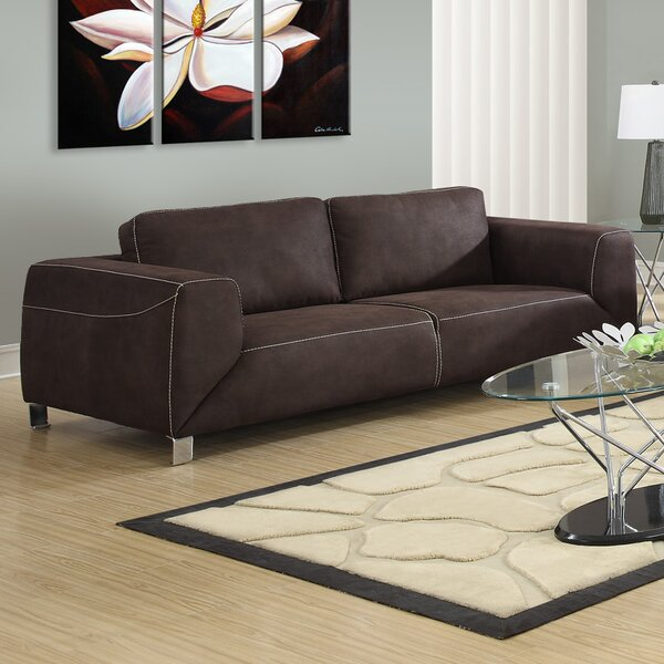 Sofa by Monarch Specialties Inc.