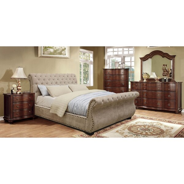 4 Piece Bedroom Set by Charlton Home