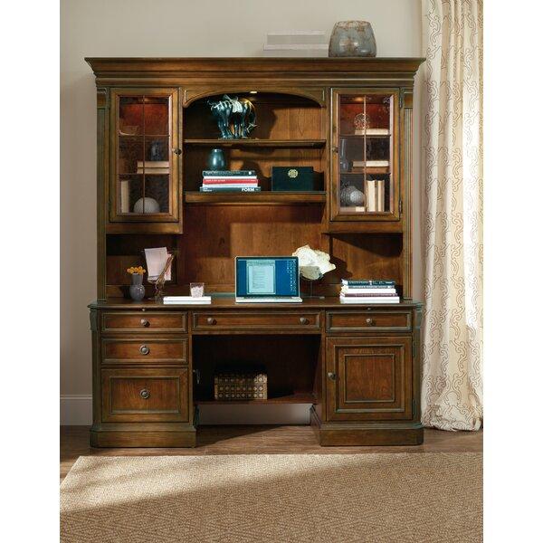 Brookhaven Executive Desk by Hooker Furniture