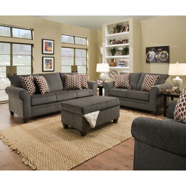 Degory Configurable Living Room Set by Simmons Upholstery by Alcott Hill