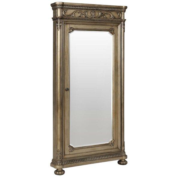 Coalson Storage Full Length Mirror by Astoria Grand