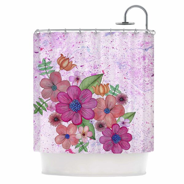 My Garden Shower Curtain by East Urban Home