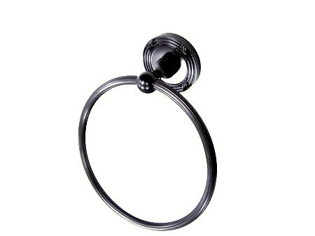 Georgian Wall Mounted Towel Ring by Elements of Design