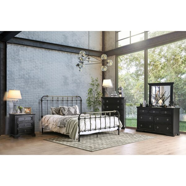 Riana 5 Piece Bedroom Set by Williams Import Co.