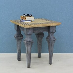 Rue Montmartre End Table by Patina Vie