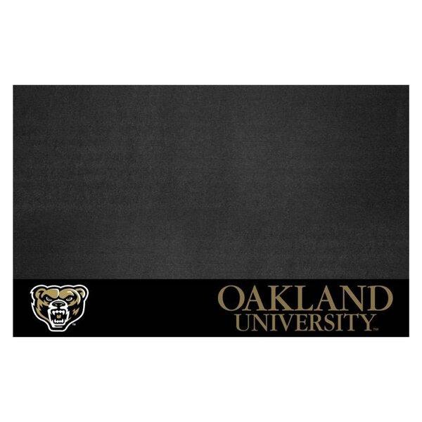 Oakland University Grill Mat by FANMATS