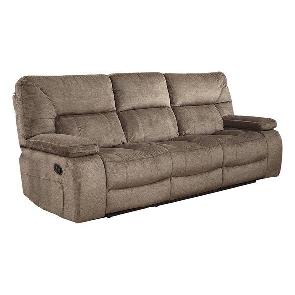 Moe Reclining Sofa By Winston Porter