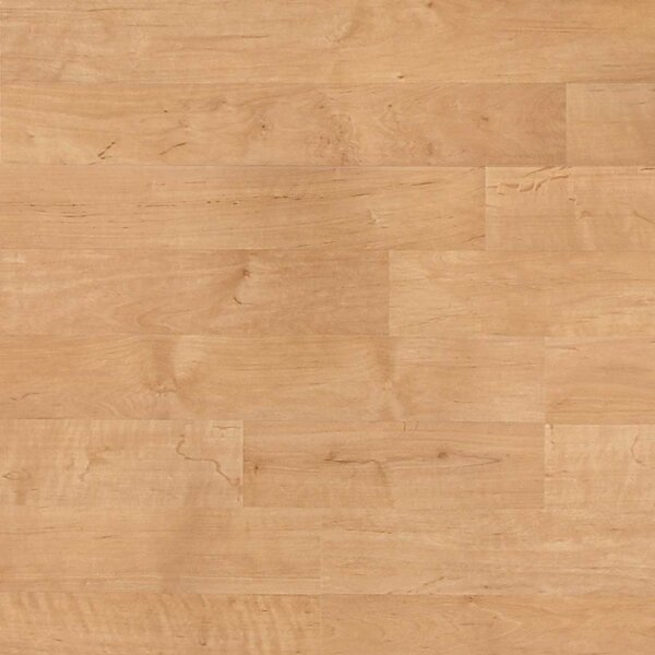 Classic 7.5 x 47.25 x 8mm Alder Laminate Flooring in Bisque Alder by Quick-Step