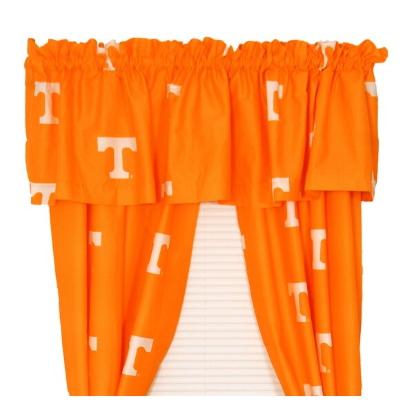 NCAA Tennessee Curtain Panels (Set of 2) by College Covers