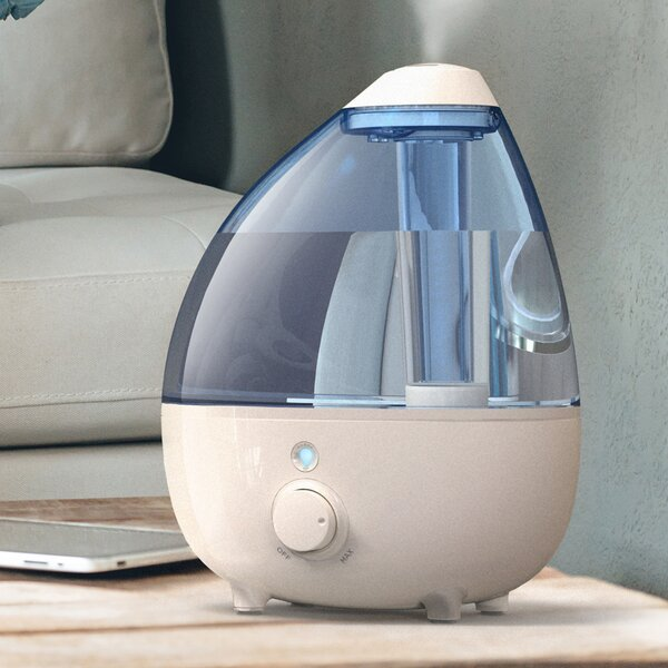 1 Gal. Cool Mist Ultrasonic Tabletop Humidifier by Pure Enrichment
