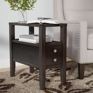 Arine End Table by Charlton Home SKU:ED983773 Information