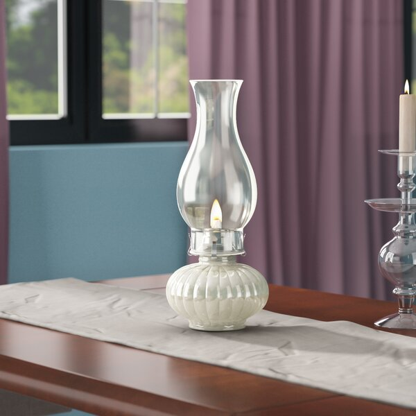 The Ellipse Oil Lamp (Set of 4) by Astoria Grand