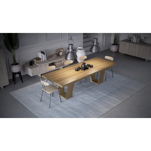 Bodmin Solid Wood Dining Table By Brayden Studio