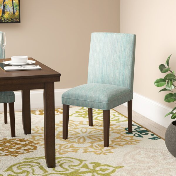 Calahan Parsons Upholstered Dining Chair By Red Barrel Studio
