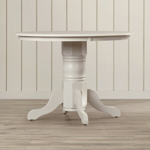 Langwater Dining Table by Beachcrest Home