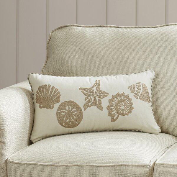 Delray Beach Lumbar Pillow by Beachcrest Home