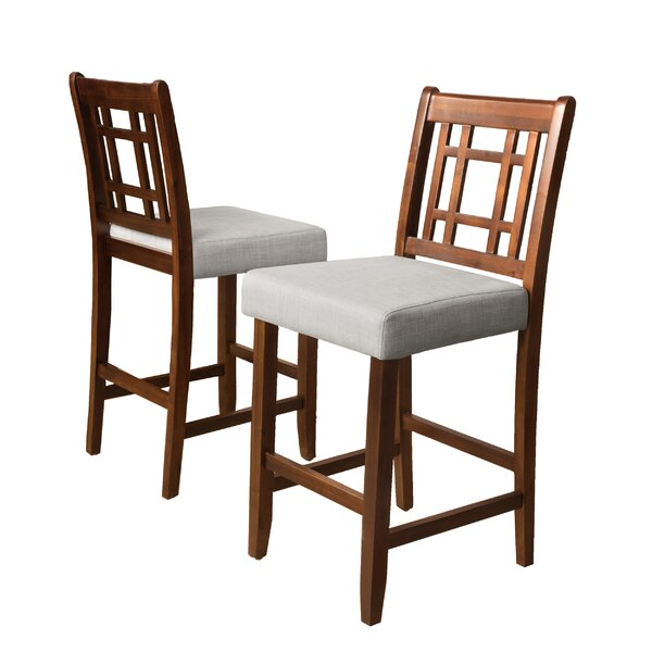 Little Toad Creek 26 Bar Stool (Set of 2) by Red Barrel Studio