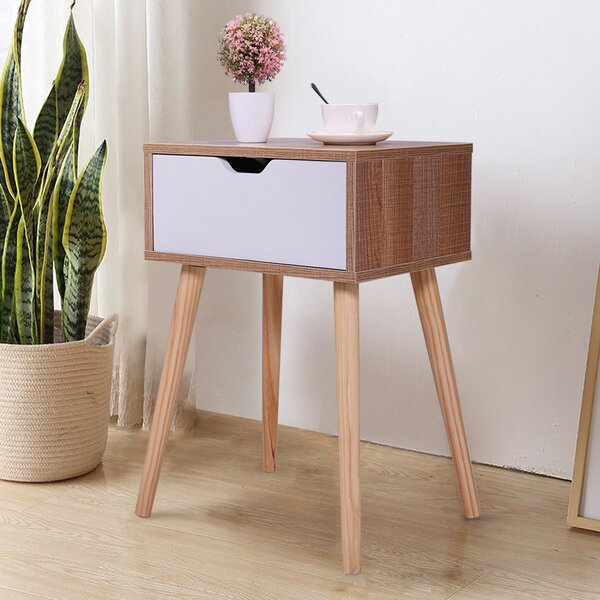 Gwendolyn End Table Set With Storage (Set Of 2) By Wrought Studio