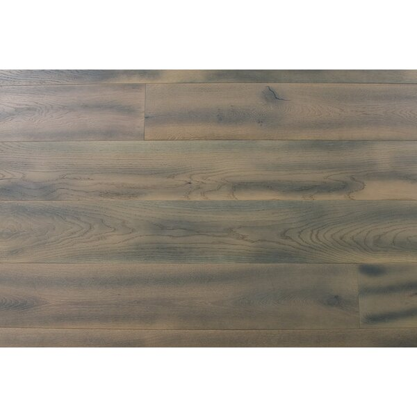 Aston 9.5 Engineered Oak Hardwood Flooring in Sycamore Tan by Albero Valley